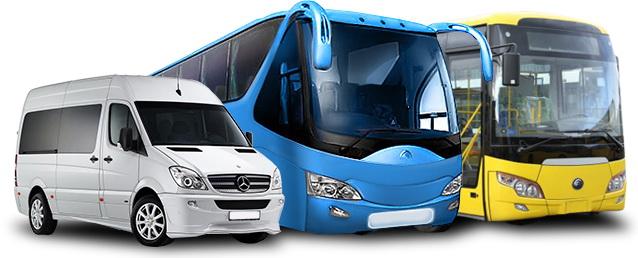 автобусы категории М2 и М3